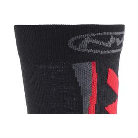 Northwave Extreme Winter High Socks Black/Red
